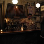 bar at Vinegar Hill House